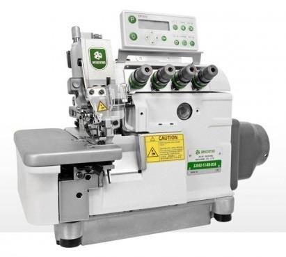 Máquina de Costura Overlock Ponto Cadeia Eletrônica Zoje ZJ-952-13-BD-D3-A