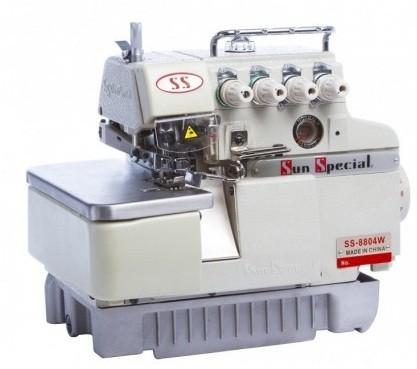 Máquina de Costura Overlock Ponto Cadeia Sun Special SS-8804