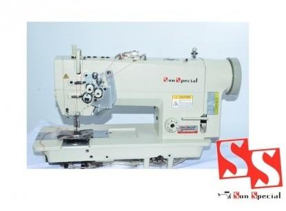 Máquina de Costura Pespontadeira B.Alternada Direct Drive Sun Special SS-985D-NPW