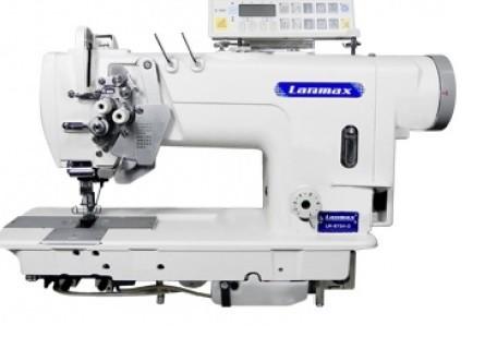 Máquina de Costura Pespontadeira Eletrônica B.Alternada Lanmax LM-875-H-D