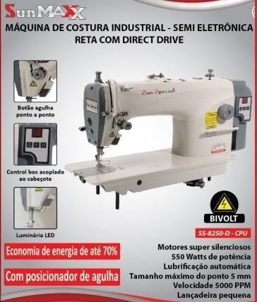 Máquina de Costura Reta Direct Drive Sun Special - Bivolt