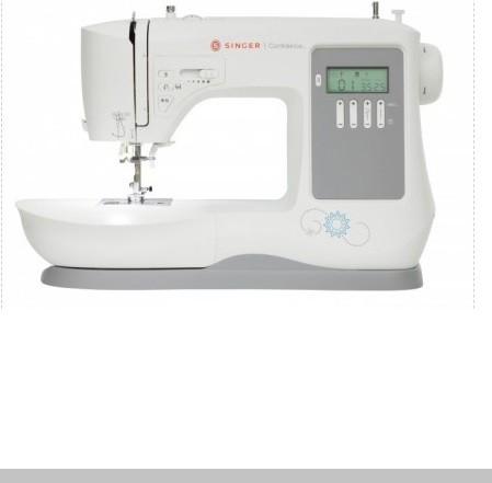 Máquina de Costura Singer Confidence 7640