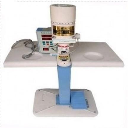 Máquina de Pregar Botão e Ilhós Eletrônica