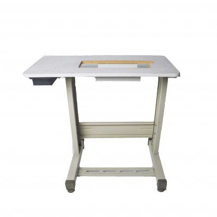 Mesa com pé para Máquina de Costura Doméstica Reta e Zig-Zag  Janome