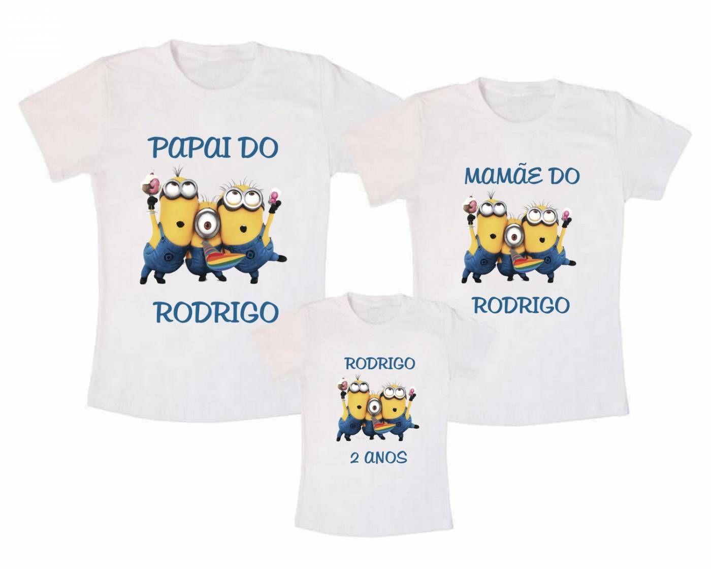 Camiseta   Personalizada Polyester