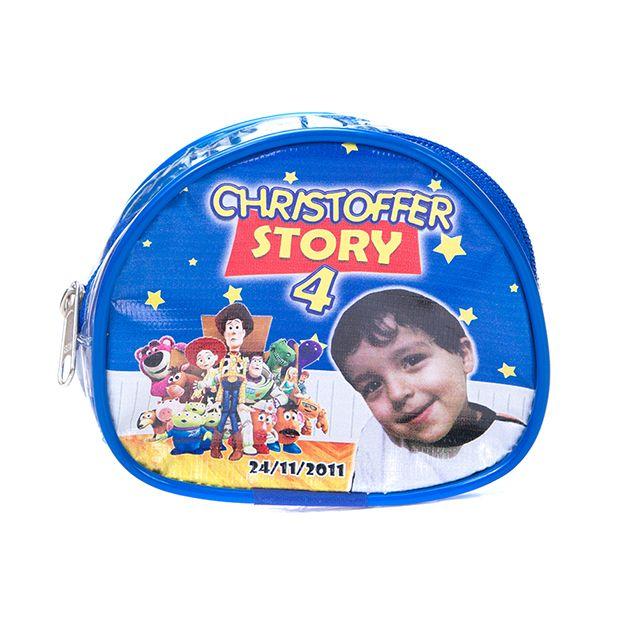 Mini Necessaire Personalizada  Cristal