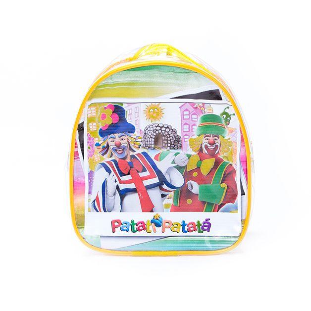 Mochila Personalizada  Fom-Fom Cristal