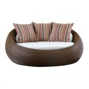 SOFA DUBAI OVAL C/ 3 ALMOFADA GREEN HOUSE