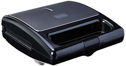 GRILL ELETRICO 2 EM 1 127V BLACK & DECKER