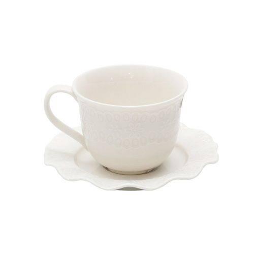 JOGO XICARA CAFE PRINCESS 90ML 6 PCS LYOR
