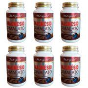 Kit 6 x Magnesio Dimalato = 360 Comprimidos