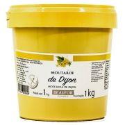 Mostarda De Dijon  Balde 1 Kg Beaufor - Importado França