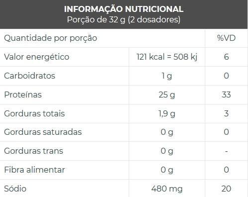 Pea Protein Proteína de ervilha Sabor Natural 100% Puro Whey Vegano 1000g