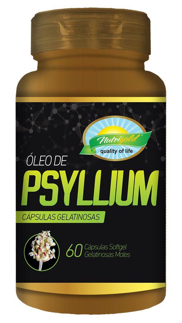 Psyllium  - 60 Cápsulas Softgel 670mg