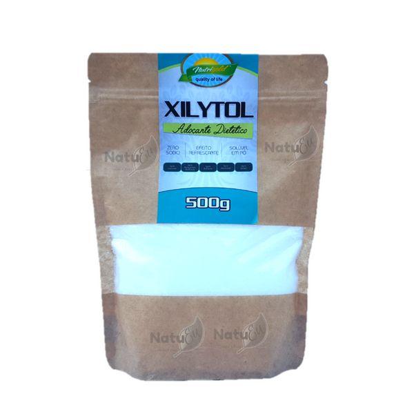 Xilytol 500g  Adoçante Dietético 100% Puro