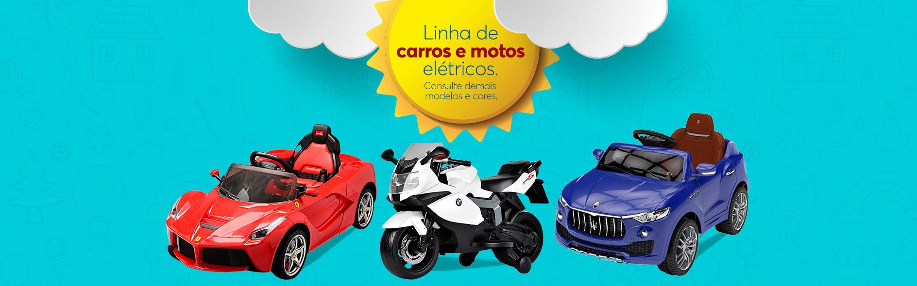 Carros e Motos elétricas