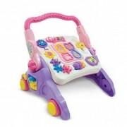Andador para Bebê Menina com Som e 4 Funções 3006 Maral