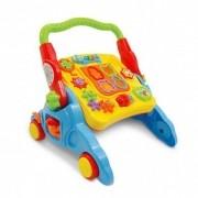 Andador para Bebê Menino com Som e 4 Funções 3001 Maral