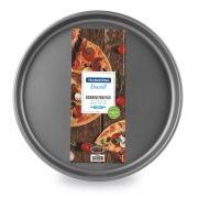 Assadeira Pizza Alum 30 cm Brasil Preto 20058/030 Tramontina