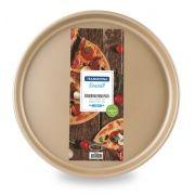 Assadeira Pizza Alum 30 cm Brasil Vermelho 20058/730 Tramontina