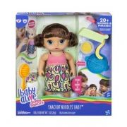 Boneca Baby Alive Adora MacarrãoMorena C0964 Hasbro