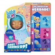 Boneca Baby Alive Grows UP Feliz Crescer E8199 Hasbro