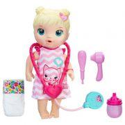 Boneca Baby Alive - Loira - Cuida de Mim - C2691 - Hasbro