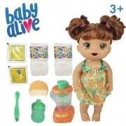 Boneca Baby Alive Misturinha Morena E6944 Hasbro