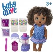 Boneca Baby Alive Misturinha Negra E6945 Hasbro