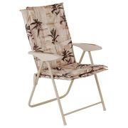 Cadeira Estofada Kairos Florida Com 4 Regulagens Ref 9007Mor