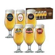 Conjunto de Taças Happy Hour 340ml 6 Peças 6680585 Ruvolo