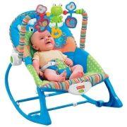 Fisher-Price Cadeira de Balanco Minha Infancia Sapinho X7033 Mattel