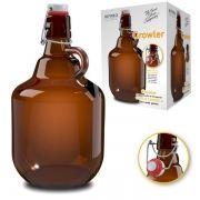 Garrafa Growler para Cerveja Tampa Flip Top 2 Lts 90001