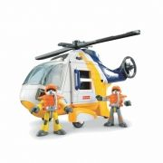 Imaginext Helicóptero Aventura N1396 Mattel