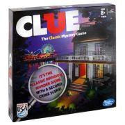 Jogo Clue Novo A5826 Hasbro