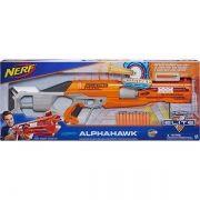 Lança Dardo Nerf Accustrike Alphahawk B8731 Hasbro