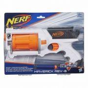 Lançadpr de Drados NERF N-Strike Maverick Ver-6 A7998 Hasbro
