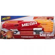 Lança Dardo Nerf Mega Twinshock B9894 Hasbro