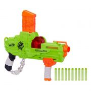 Lançador de Dardos NERF Zombie Strike Revreaper E0311 Hasbro