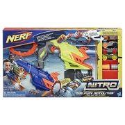 Lançador de Carro Nerf Nitro Duelfury C0817 Hasbro