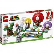 LEGO Super Mario Pacote de Expansão Caça ao Tesouro de Toad 71368