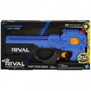 Nerf Rival Charger Mxx 1200 Azul E8449 Hasbro