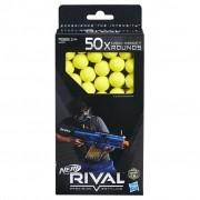 Refil de 50 Projéteis Nerf Rival B3868 Hasbro