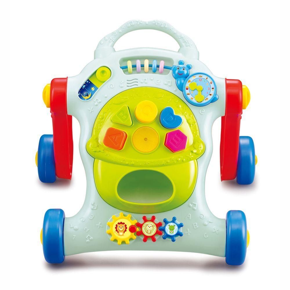 Andador Com Atividades Zp00049 Zoop Toys