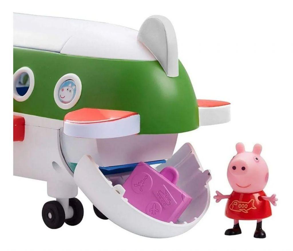 Avião da Peppa Pig 2308 Sunny