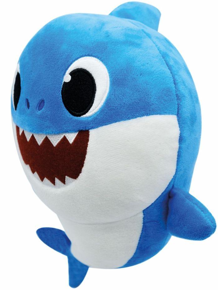 Baby Shark Pelúcia Musical 18 cm Sortido 39269 Toyng