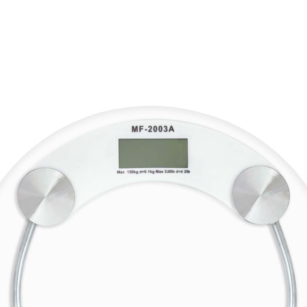 Balança Digital Fitness 40300004 Mor