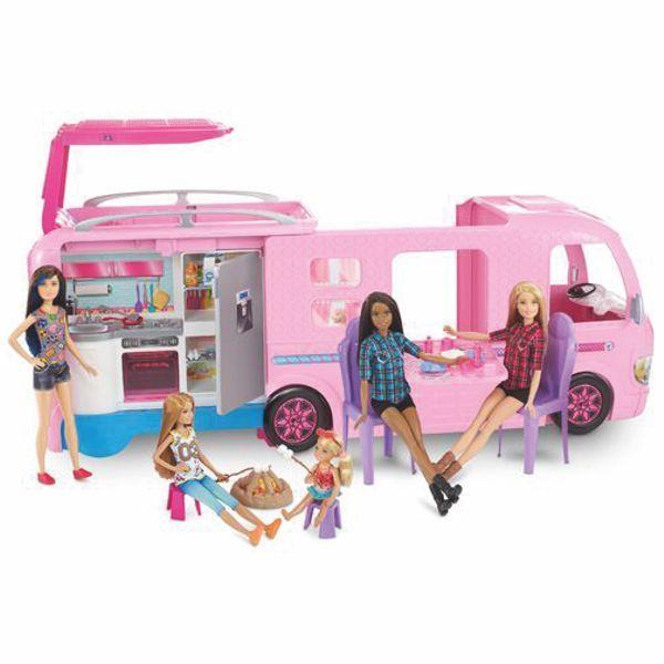 Barbie Trailer dos Sonhos FBR34 Mattel