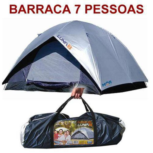 Barraca Luna 7 Pessoas 9040 Mor