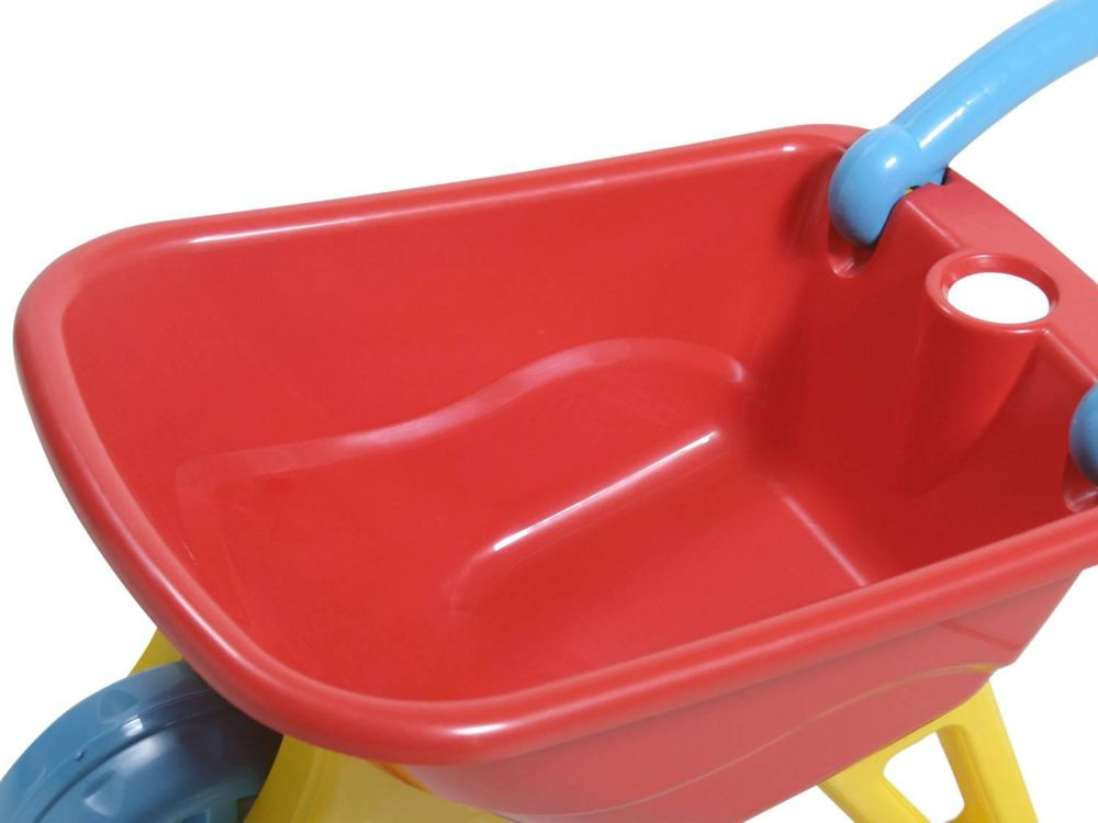 Big Carriola Vermelha 844 Magic Toys